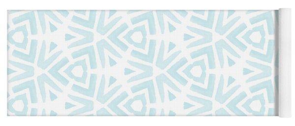Summer Splash- Pattern Art By Linda Woods Yoga Mat