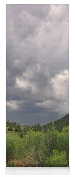 Summer Storm Yoga Mat