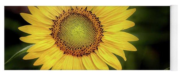 Summer Sunflower Yoga Mat
