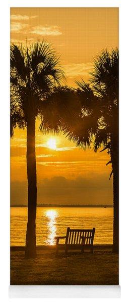 Summer Sunrise - Charleston Sc Yoga Mat