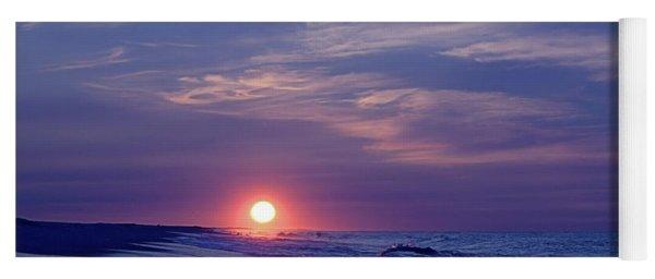 Summer Sunrise I I Yoga Mat
