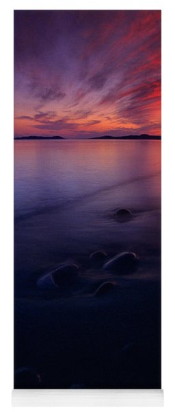 Summer Sunset       Yoga Mat