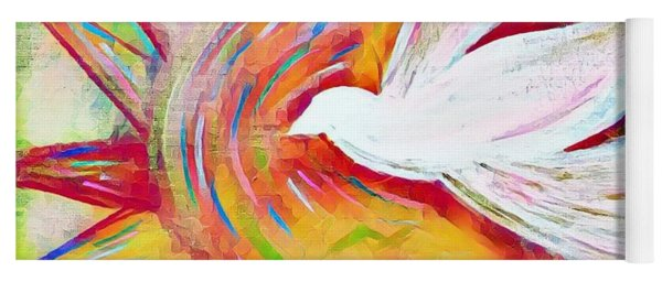 Healing Wings Yoga Mat