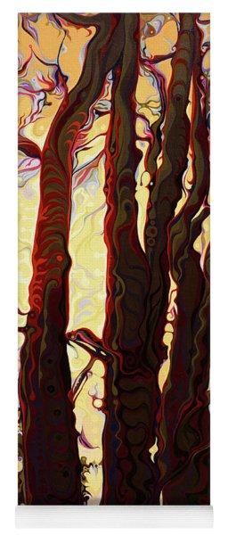 Sun-shielding Gallantrees Yoga Mat