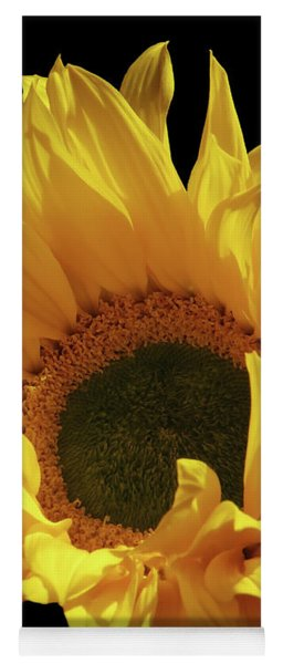 Sunflower Beauty Yoga Mat