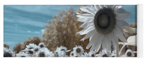 Sunflower Infrared  Yoga Mat
