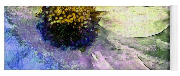 Sunflower Of Hope Yoga Mat