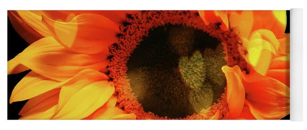 Sunflower Passion Yoga Mat