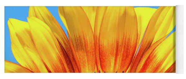 Sunflower Rise Yoga Mat