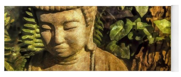 Sunlit Buddha 2015 Yoga Mat