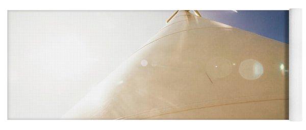Sunlit Wind Power Yoga Mat