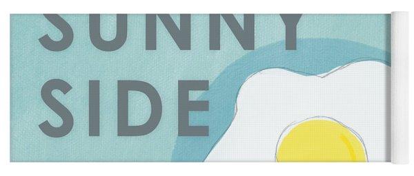 Sunny Side Yoga Mat
