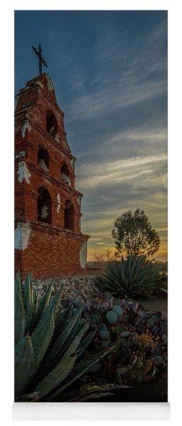 Sunrise At San Miguel Yoga Mat