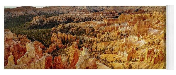 Sunrise Bryce Canyon Yoga Mat