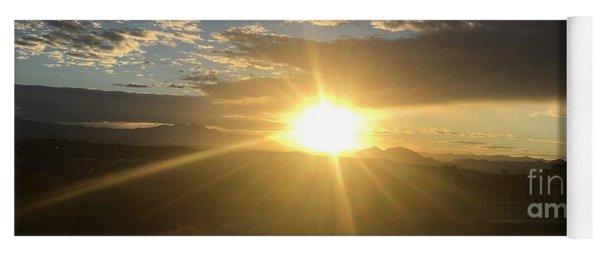 Sunrise Collection #3 Yoga Mat