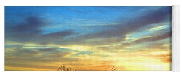 Sunrise Dune I I Yoga Mat