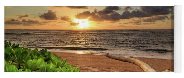 Sunrise In Kapaa Yoga Mat