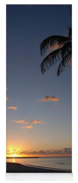 Sunrise In Key West 2 Yoga Mat