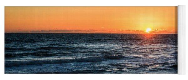 Sunrise In Nags Head Yoga Mat