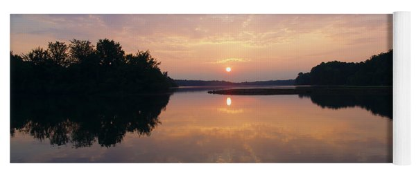 Sunrise Morning Bliss 152b Yoga Mat