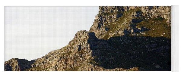 Sunrise Over Table Mountain Yoga Mat