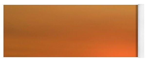 Sunrise Over The Umtanum Ridge Yoga Mat