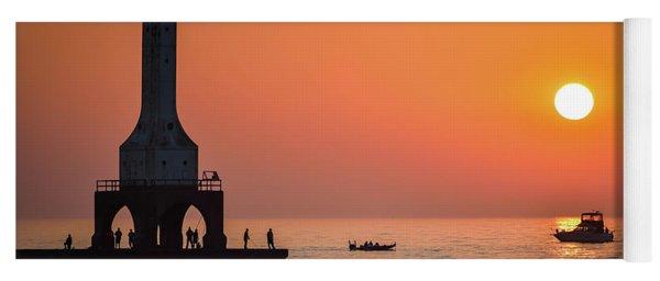 Sunrise Sail II Yoga Mat