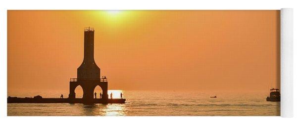 Sunrise Sail IIi Yoga Mat