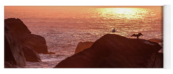 Sunrise, South Shore Yoga Mat