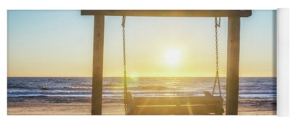 Sunrise Swings Yoga Mat