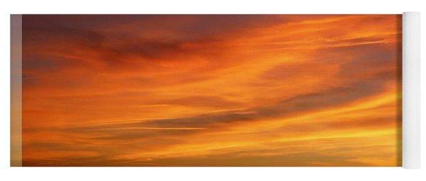 Sunset 10 Yoga Mat