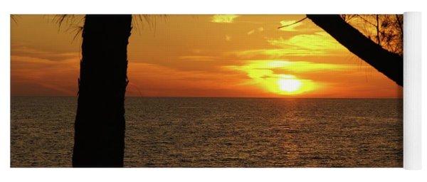 Sunset 2 Yoga Mat