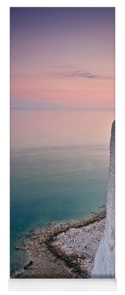 Sunset At Beachy Head Yoga Mat