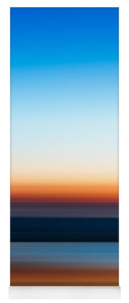 Sunset At Ottawa Lake Yoga Mat