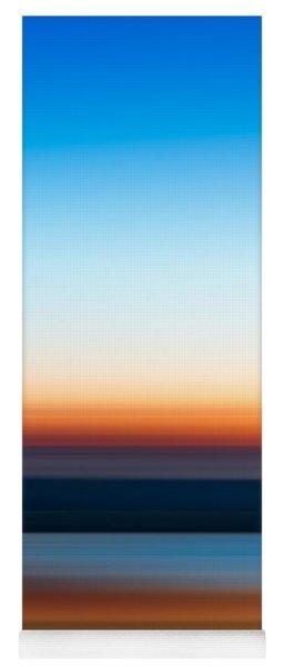 Sunset At Ottawa Lake Yoga Mat