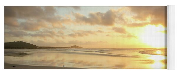 Sunset Beach Delight Yoga Mat