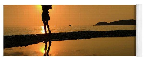 Sunset Dance Yoga Mat