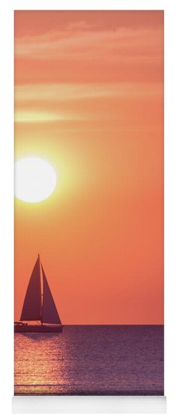 Sunset Dreams Yoga Mat