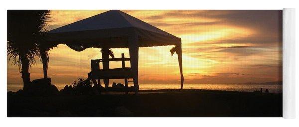 Sunset Massage Yoga Mat