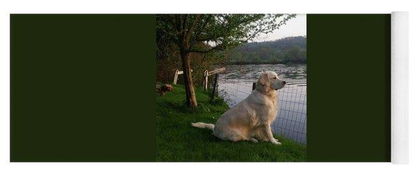 Sunset Meditation Yoga Mat