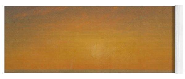 Sunset On The Sea, 1872 Yoga Mat