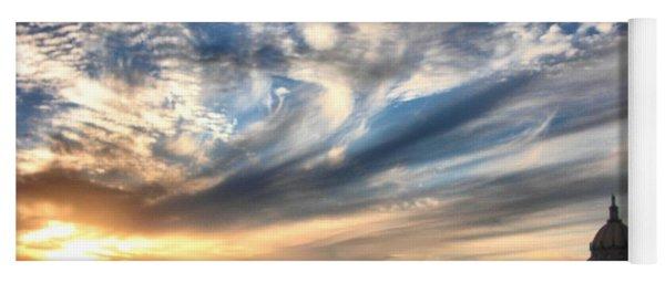 Sunset Over San Miguel De Allende Yoga Mat