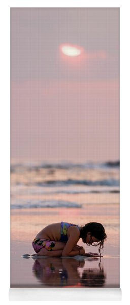 Sunset Surf Discovery Yoga Mat