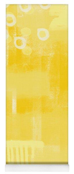 Sunshine- Abstract Art Yoga Mat