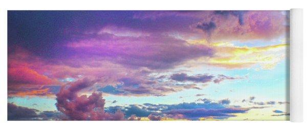 Supernatural Sky - Colorado Yoga Mat