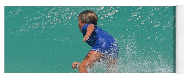 Surfer Boy Yoga Mat