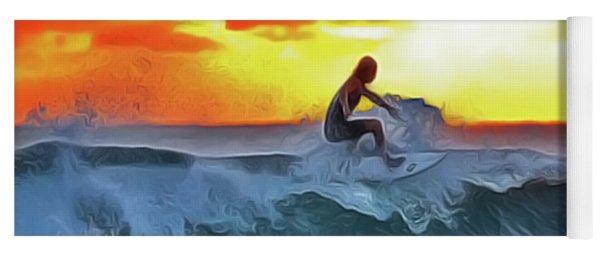 Surferking Yoga Mat