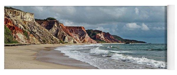 Surfing Paradise - Brazil Yoga Mat