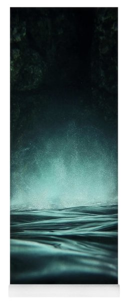 Surreal Sea Yoga Mat