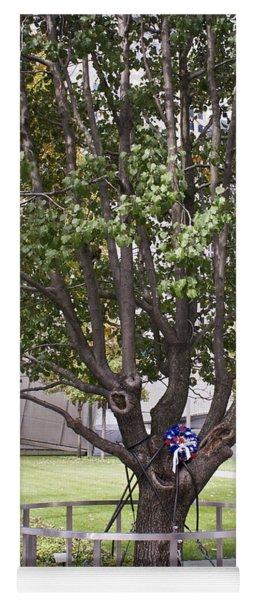 Survivor Tree Yoga Mat